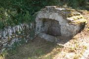 Fontaine de la route du Rouquet