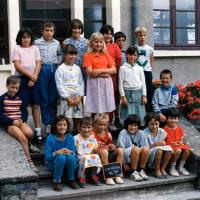 L'école de Loubressac