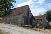 Maison paysanne au Bastie